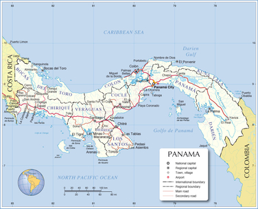 Ranked By US Gov PanamaGPS - Us maps for garmin